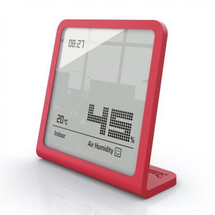 Stadler Form SELINA páratartalom mérő órával (chili red)